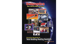Gas Infra-Red Heaters Brochure