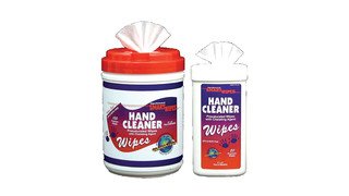 GlobalTech Hand Cleaner Wipes