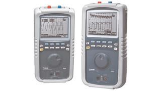 handheld DSO/DMM
