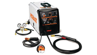 Handler210 all-in-one MIG welder