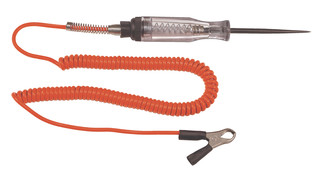Heavy-Duty Circuit Tester No. 27300