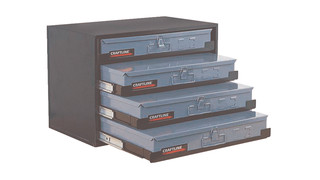 Heavy Duty Service Tray Box Racks