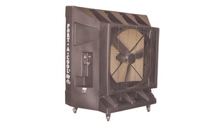 HP model portable evaporative cooling unit