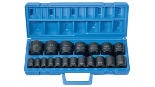 Impact Socket Master Sets