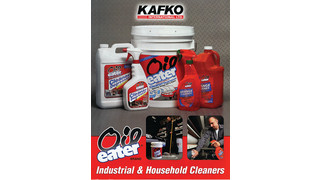 Industrial and Household Cleaners catalog