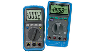 Jensen True RMS Digitial Multimeters