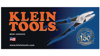 Klein Tools mini product catalog