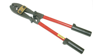 Large Compound-Action Crimp Tool