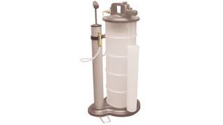 Manual ' Pneumatic Fluid Extractor