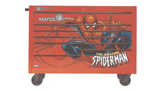 MB4725SMR Limited Edition Spiderman Toolbox