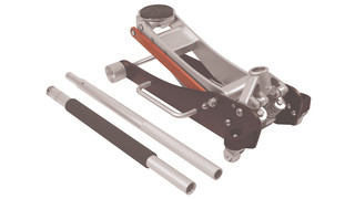 Model 6602ASJ Aluminum Service Jack with Quick Lift System