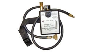 Model P-20 Personal Air Breathing Unit