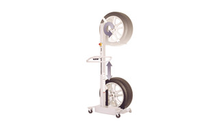 MW5 Battrey Powered Mobile Productivity Lift
