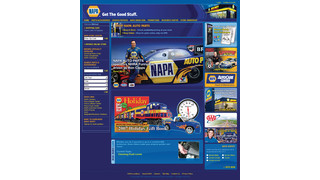NAPA Website