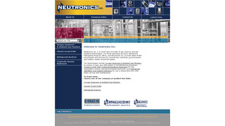 Neutronics website