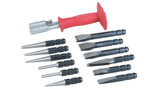 PCS1000 Intergangeable Punch and Chisel Set