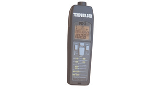 PE-3 non-contact, infrared thermometer