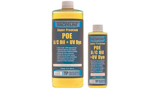 POE and PAG Refrigerant Oils