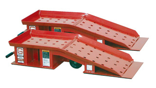 Portable Truck Ramps