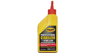Power Steering Stabilizer with Stop Leak