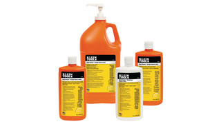 Premium-grade hand cleaning agents