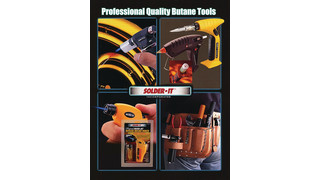 Quality Butane Tools Catalog