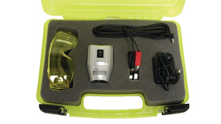 QUASAR Mark 1 UV leak detection lamp