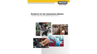 Redesigned Automotive Brochure