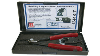 Retaining Ring Installation and Removal Kit