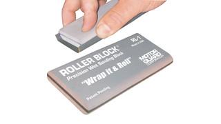 Roller-Block RL1 Precision sanding block