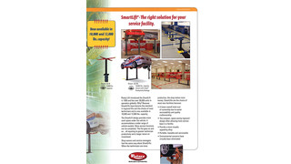 Rotary lift Smartlift Brochure