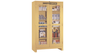 Safety Center Cabinet
