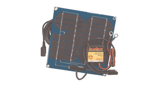 SolarPulse® Industrial Solar Charging System