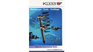 Special Automotive Tools Catalog