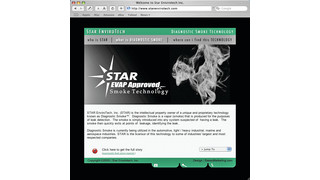 Star EnviroTech website