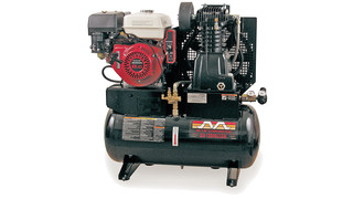 Stationary Gas and Electric Air Compressors