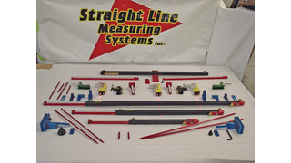 Straight Line Measuring System