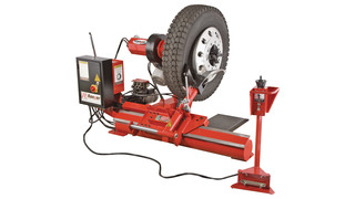 super-duty truck tire changer, No. R2600HD