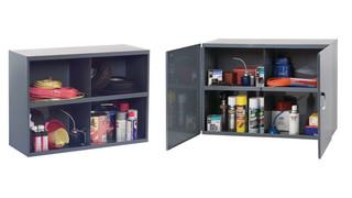 Super Size Storage Bin Cabinets