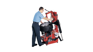 TC3250 Enhanced Euro-Style Tire Changer