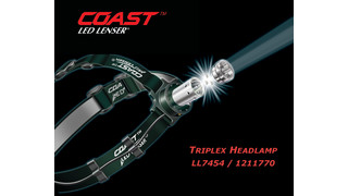 The Triplex Headlamp