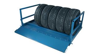 Tire Storage Pallet