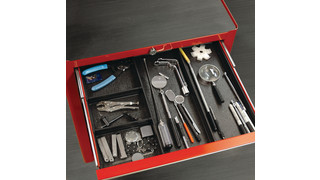 Toolbox Drawer Divider System