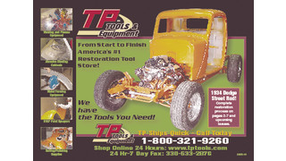 TP Tools and Equipment 156-Page Catalog