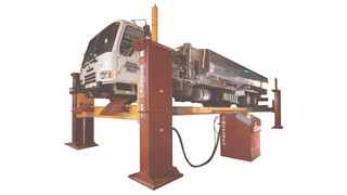 TR-90 '#8211; TR-130 Four-Post Runway Lifts brochure
