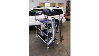 Transport/storage carts