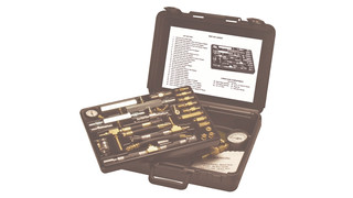 Universal Master Fuel Injection Pressure Test Kit