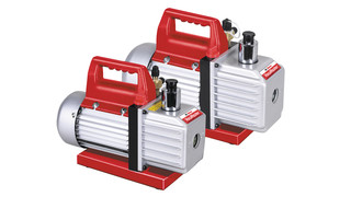 VacuMaster line of 1.5, 3.0 and 5.0 CFM vacuum pumps