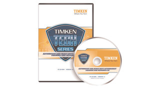 Version 1.4 Tech Series Automotive and Heavy-Duty Aftermarket Training and Resource CD