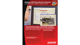 WebSpecs.NET Brochure